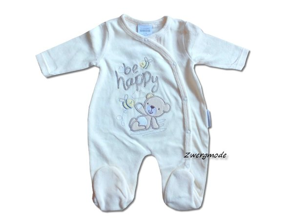 "Nursery Time - Strampler ""Be Happy"" (Gr. 62-68) *NEU*"